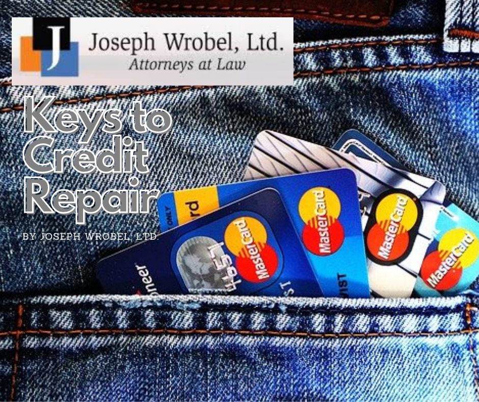 The Keys to Credit Repair and Bankruptcy